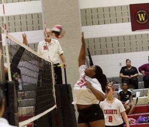 Girls Varsity Volleyball vs. Northwood