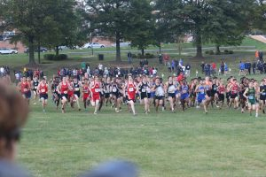 2016 Montgomery County Cross Country Championship