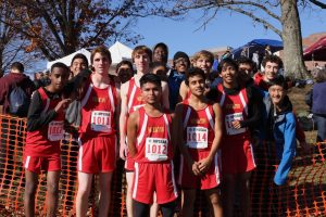 Boys Cross Country State Championship Meet