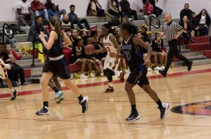 Girls Varsity Basketball vs. Blake High School