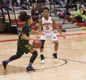 Girls Varsity Basketball Victory Over Seneca Valley!