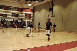 Varsity Girls Basketball vs Watkins Mill HS 14Dec2016