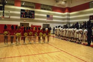 Varsity Boys Basketball vs WJHS 16Dec2016