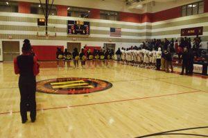 Varsity Boys Basketball vs Einstein HS 21Dec2016