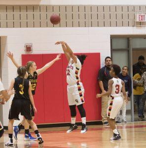 Girls Varsity Basketball vs. Richard Montgomery High School