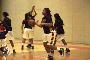 Varsity Girls Basketball vs Whitman 17Jan2017