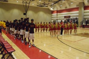 Varsity Boys Basketball vs BCC 25Jan2017