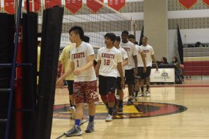 Boys Volleyball vs Kennedy HS 03Apr2017