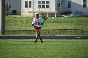 JV Boys Lacrosse vs Magruder HS 18April2017