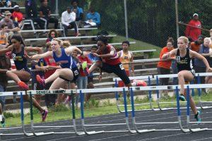 County Championship Track Meet