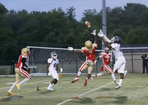Varsity Football vs. Springbrook High School