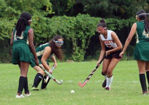 Varsity Field Hockey Shut Out Victory over Kennedy