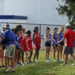 Girls Cross Country vs. Sherwood