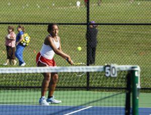 Girls Tennis vs. Blake