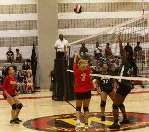 J.V. Girls Volleyball vs. Kennedy