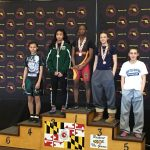 Constance Nwegwei wins it all at 102 in very first MPSSAA Girls State Tournament!