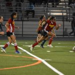 Girls Varsity Soccer beats John F Kennedy 8 – 0
