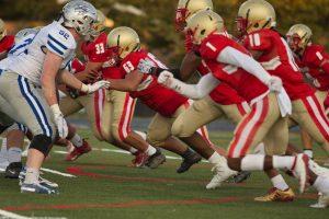 Varsity Football vs. Sherwood