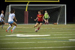 Varsity Girls Soccer vs. Whitman