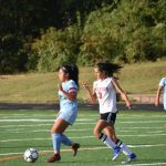 Girls Varsity Soccer falls to Einstein 4 – 0