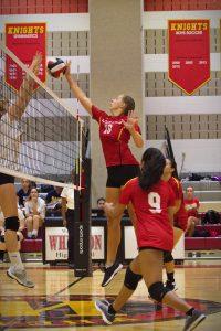 Varsity Girls Volleyball vs. Bethesda-Chevy Chase