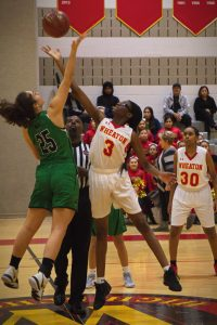 Varsity Girls Basketball vs. Walter Johnson