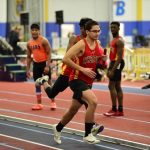 Wheaton Indoor Track MCPS Championships