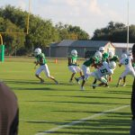 Dublin High School Junior Varsity Football falls to Breckenridge High School 42-6