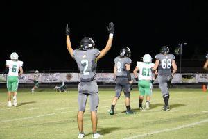 Varsity Football vs Breckenridge 9-27-19