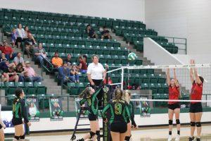 JV Volleyball vs Hamilton 10-1-19