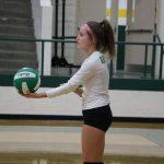JV Volleyball vs Eastland 10-22-19