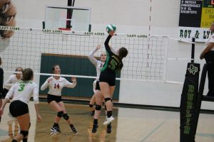 JV Volleyball vs Eastland 10-22-19