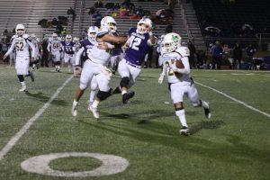 Varsity Football vs Jacksboro 10-25-19