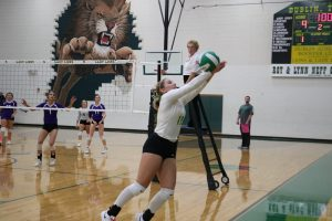 Varsity Volleyball vs Early 10-29-19