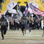 Varsity Football vs Comanche 11-1-19