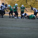 JV Football vs Comanche 10-31-19