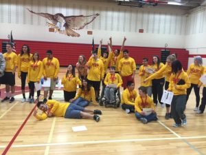 2016 Day of the Falcons (SHS Special Olympics)