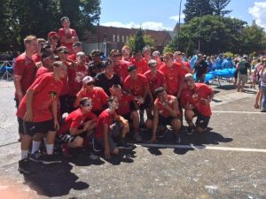 Pie Noon – SHS Falcons Football