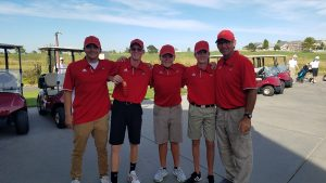 Regionals 2019 Boys Golf