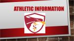 20/21 Athletic Registration Information