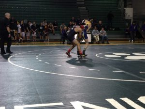 Wyoming Wrestling at Jenison Invite
