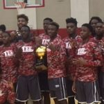 The Generals Bring the Tip-off Tournament Trophy Back to Ann Street