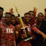 Lee Wraps up Two Areas Championships