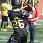 More Than Defensive Backs and Point Guards Have Trouble Keeping Up With Ruggs III