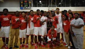 Lee Claims Area Championships
