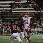 Generals Drop Spring Game 14 – 12 to Charles Henderson