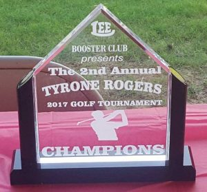 2nd Annual Tyrone Rogers Golf Tourney