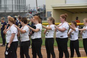 LHS Varsity Softball vs Delta May 2016
