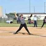 LHS Varsity Softball vs Mt Vernon May 2016