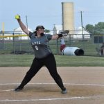 LHS Sectional Varsity Softball vs Wapahani May 2016